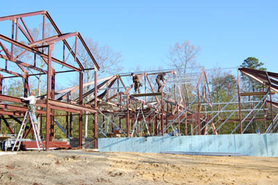 Steel Frame Home